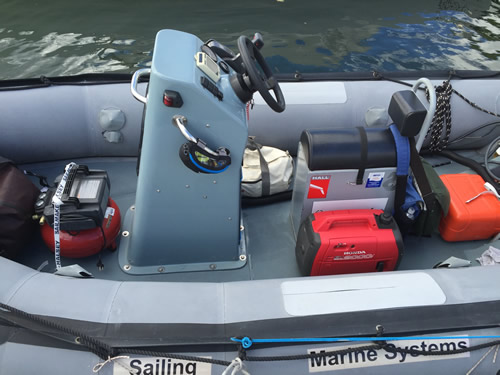 Marine Systems, New York Harbor Service